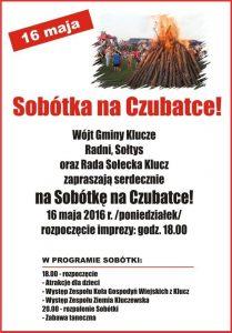 """Sobótki 2016 – wzgórze """"Czubatka"""""""