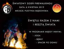 Więcej o Firewalking – warsztaty chodzenia po ogniu.